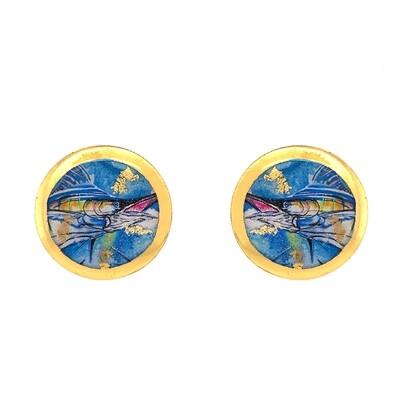 Marlin Stud Earrings