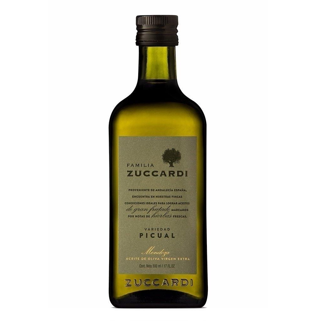 Aceite de oliva Familia Zuccardi Picual x500cc