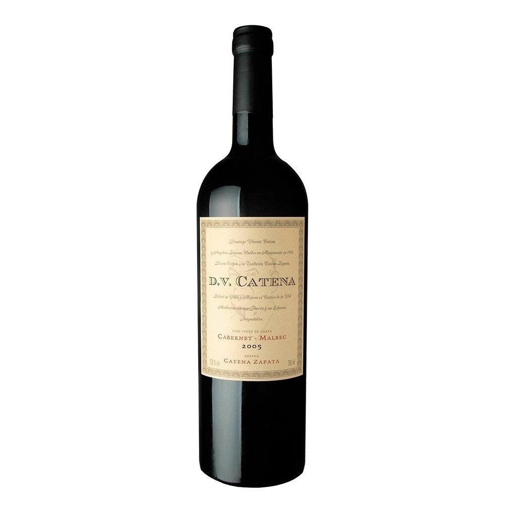 Vino Tinto Dv catena cabernet malbec x750cc