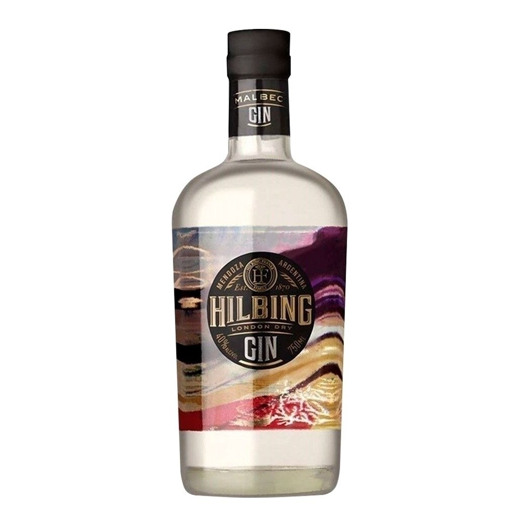 Gin hilbing london dry x700cc