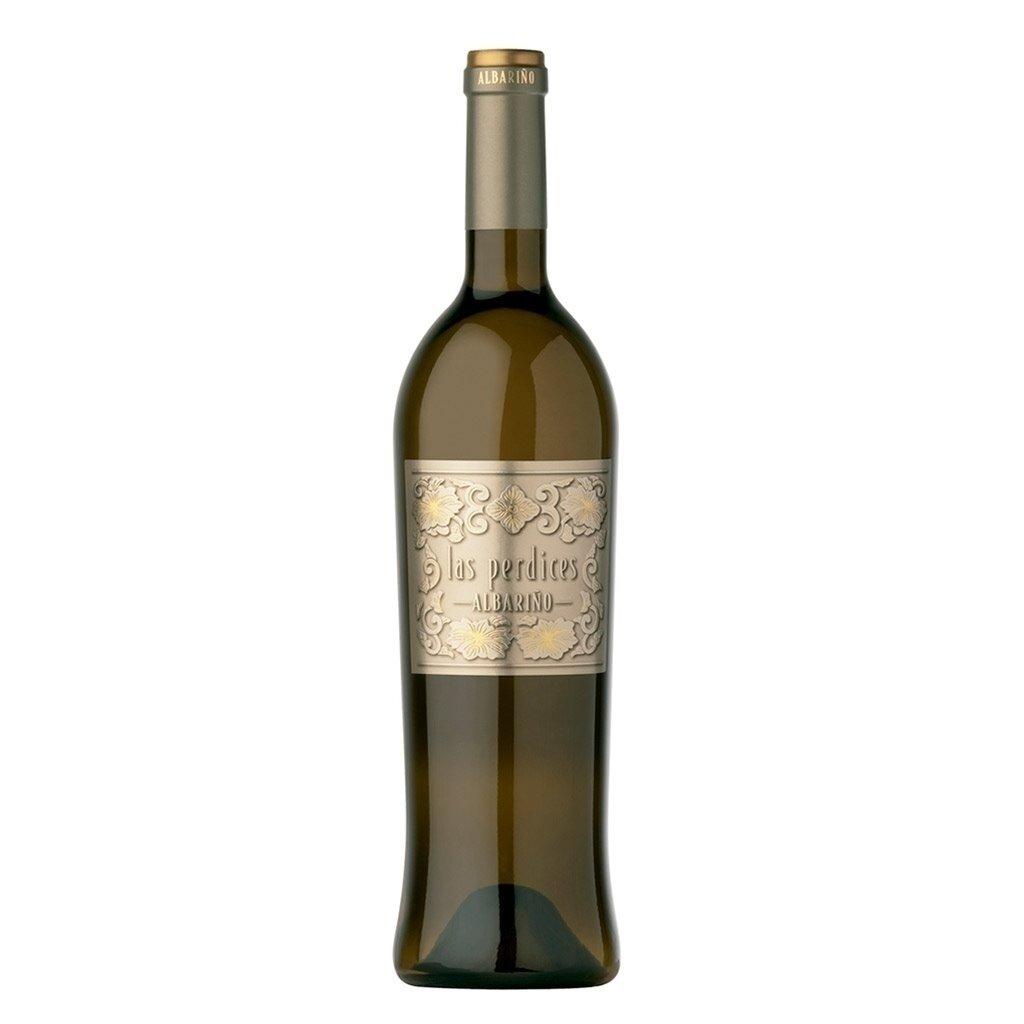 Vino Blanco Las perdices albariño x750cc