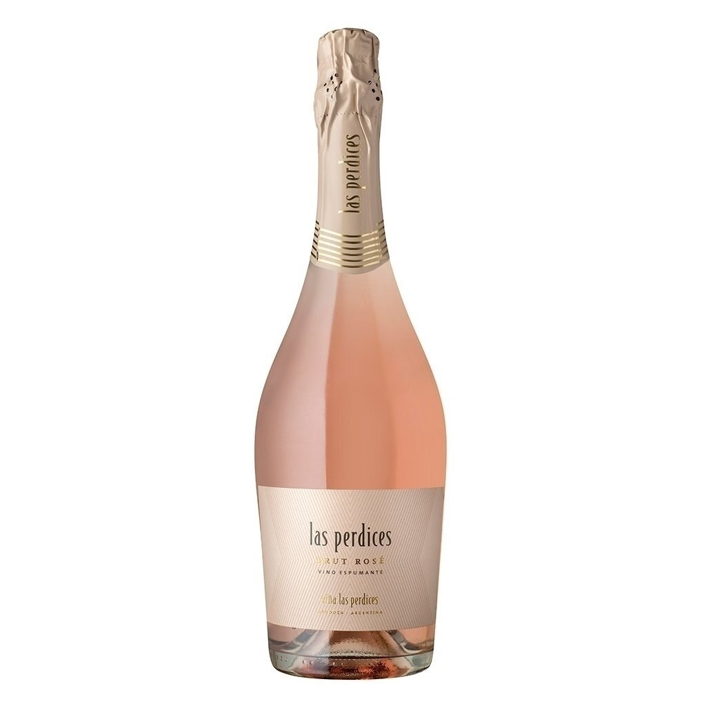 Las perdices espumante brut rose x750cc
