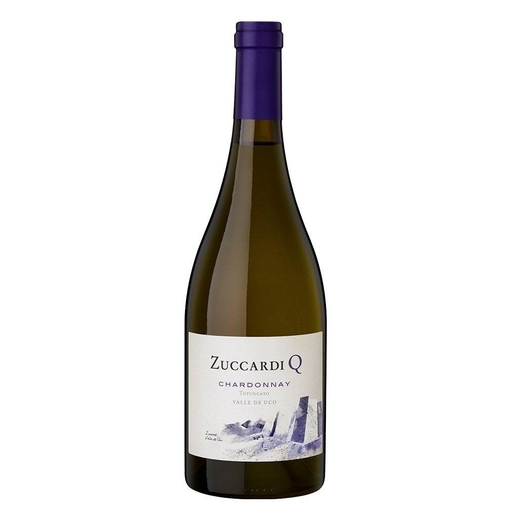 Vino Blanco Zuccardi q chardonnay x750cc