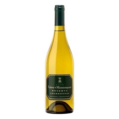 Vino Blanco Fabre montmayou chardonnay x750cc