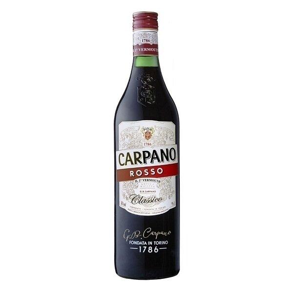 Aperitivo Carpano Rosso x950cc