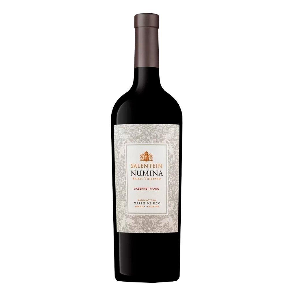 Vino Tinto Salentein numina cabernet franc x750cc