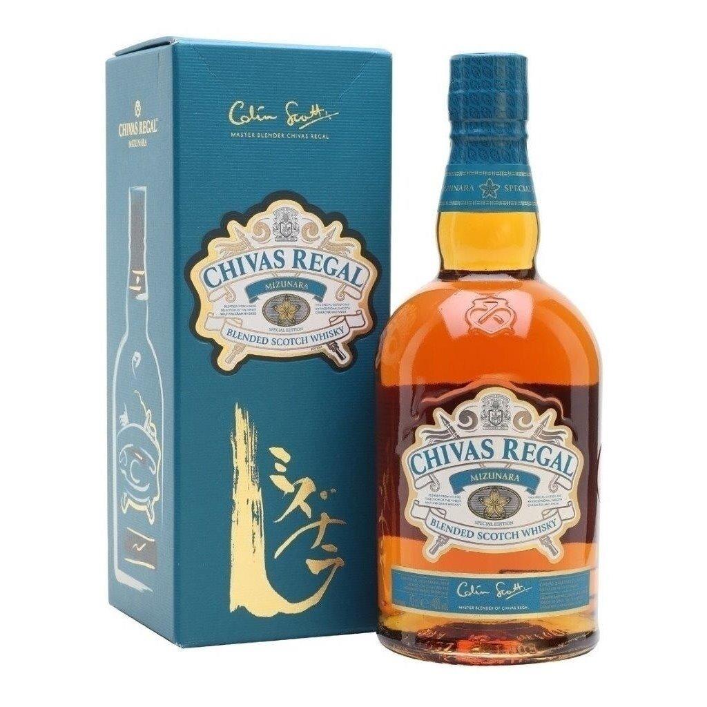 Whisky Chivas mizunara  x700cc
