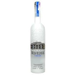 Vodka belvedere x1500cc