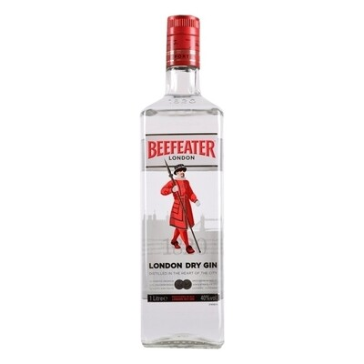 Gin beefeater x1000cc