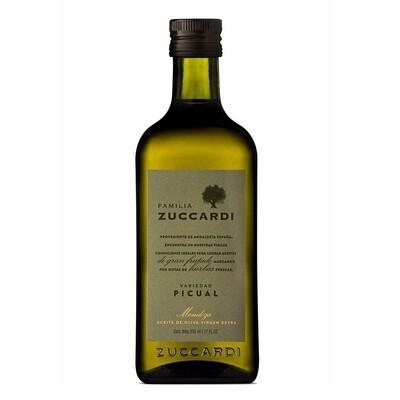 Aceite de oliva Zuccardi Picual x500cc