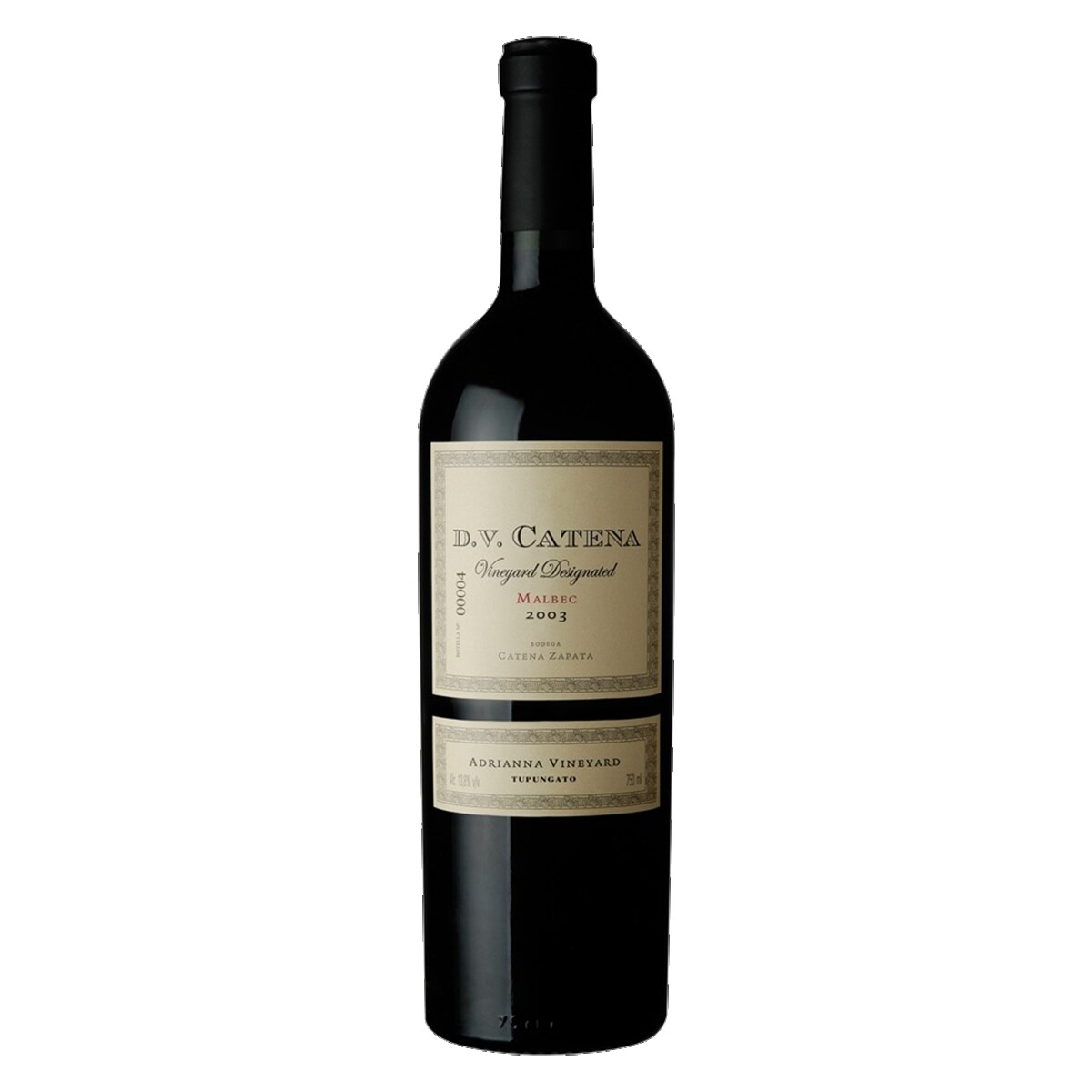Vino Tinto Dv catena adriana vineyad x750cc