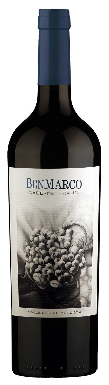 Vino Tinto Benmarco cabernet franc x750cc