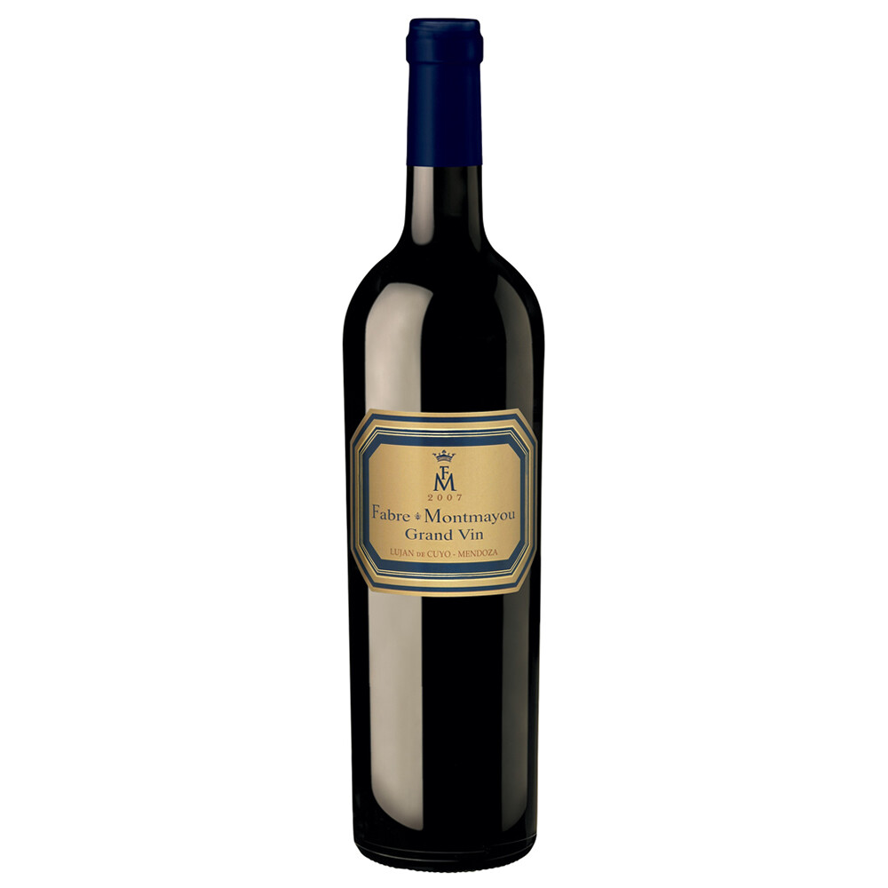 Vino Tinto Fabre montmayou grand vin x750cc