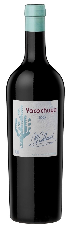 Vino Tinto Yacochuya michel rolland x750cc