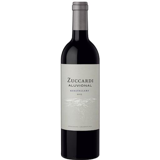 Vino Tinto Zuccardi aluvional gualtallary  x750cc