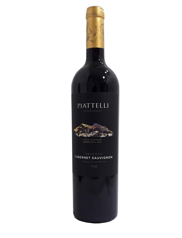 Vino Tinto Piattelli reserva cabernet cafayate x750 cc