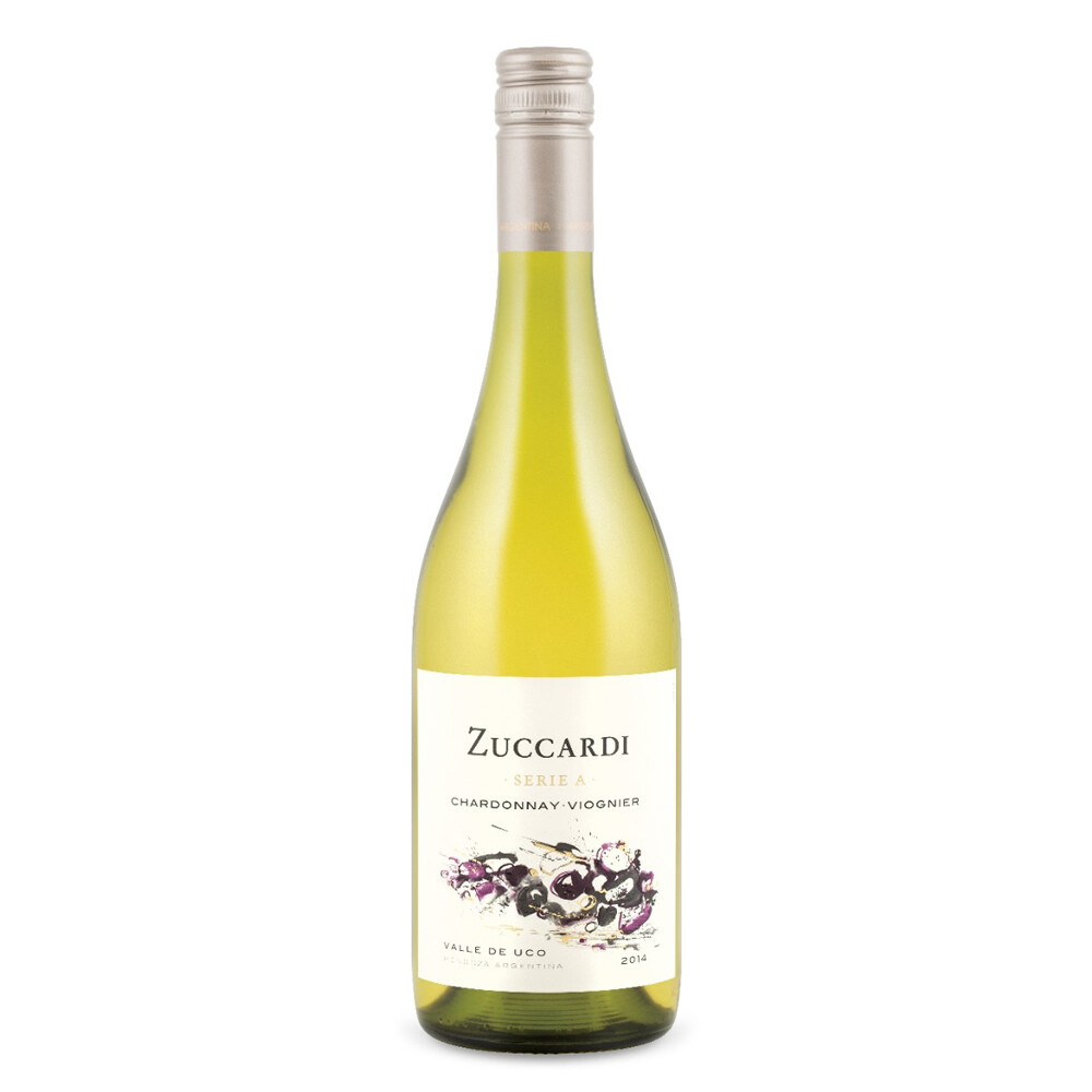 Vino Blanco Zuccardi serie a chardonnay x750cc