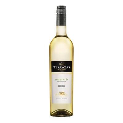 Vino Blanco Terrazas reserva torrontes x750cc