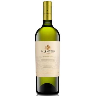 Vino Blanco Salentein reserva sauv blanc x750cc