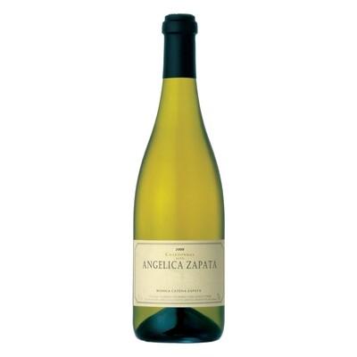 Vino Blanco Angelica zapata chardonnay x750cc