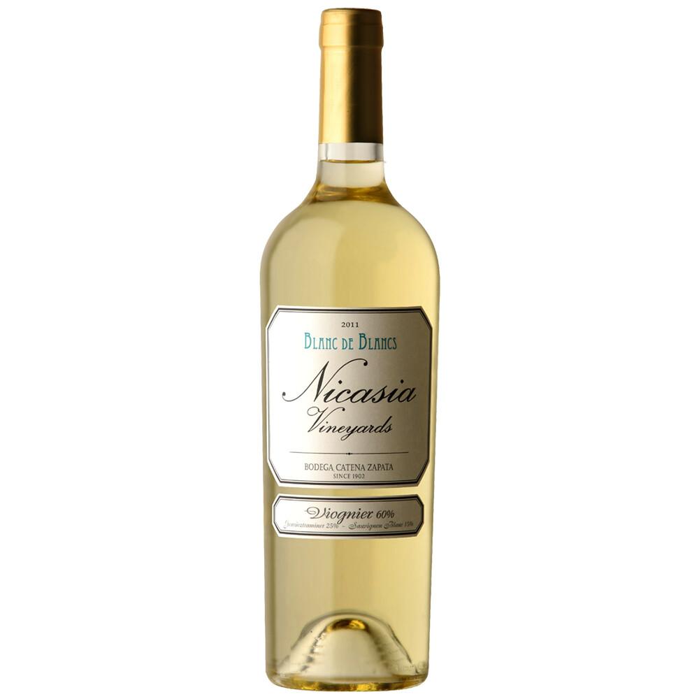 Vino Blanco Nicasia blanc de blanc x750cc
