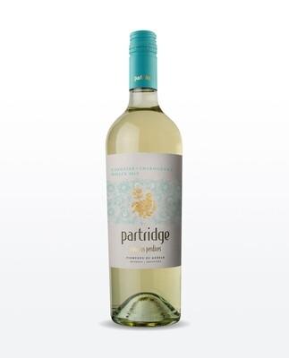 Vino Blanco Partridge chardonnay viognier dulce x750cc