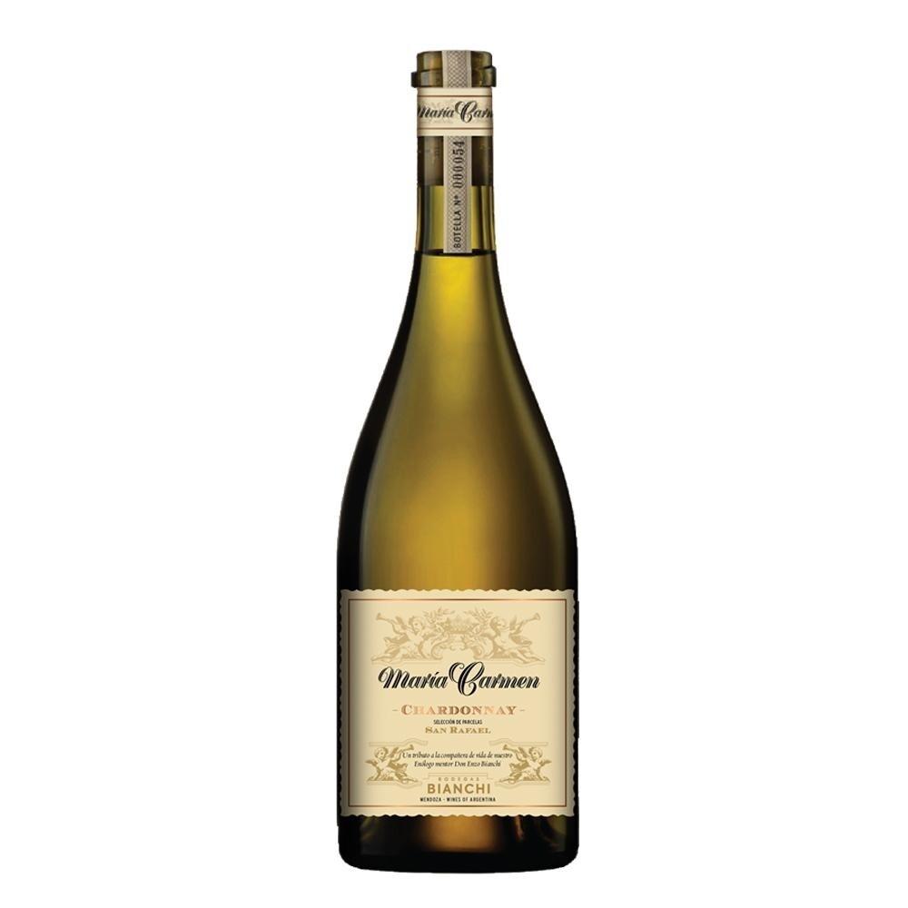 Vino Blanco Maria carmen chardonnay x750cc