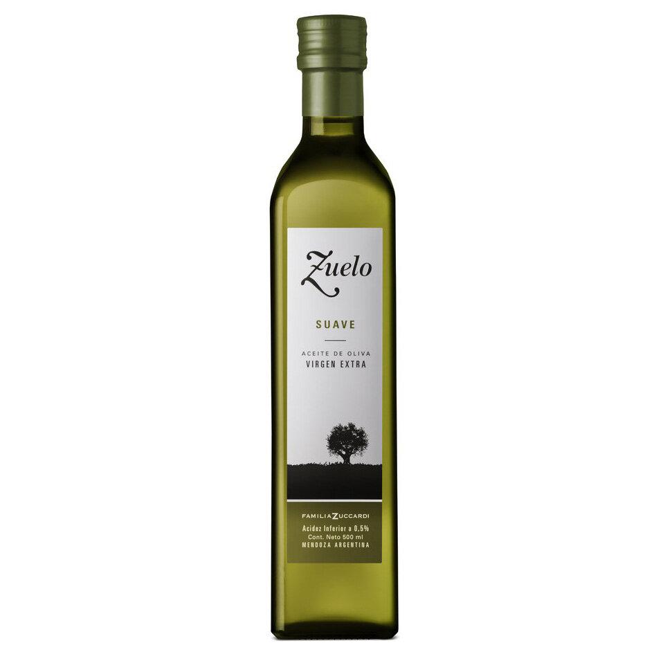 Aceite de oliva Zuelo Tardia Suave x500cc