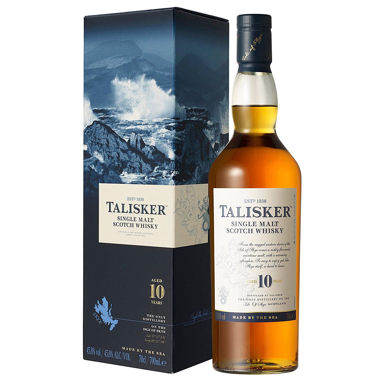 Whisky Talisker 10 a x750cc