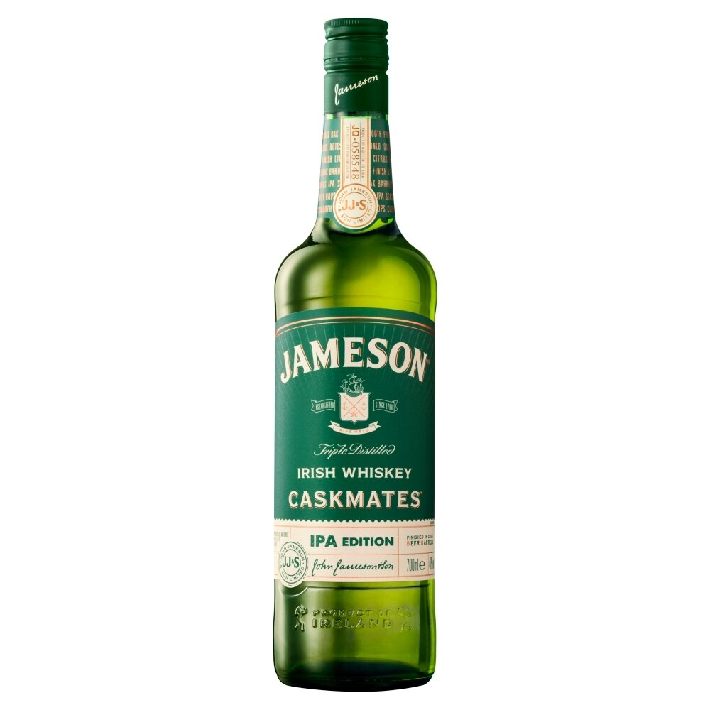 Whisky Jameson caskmates ipa x750cc