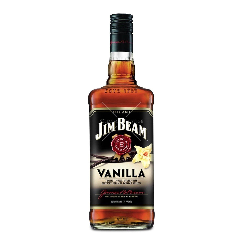 Whisky Jim beam vainilla x750cc