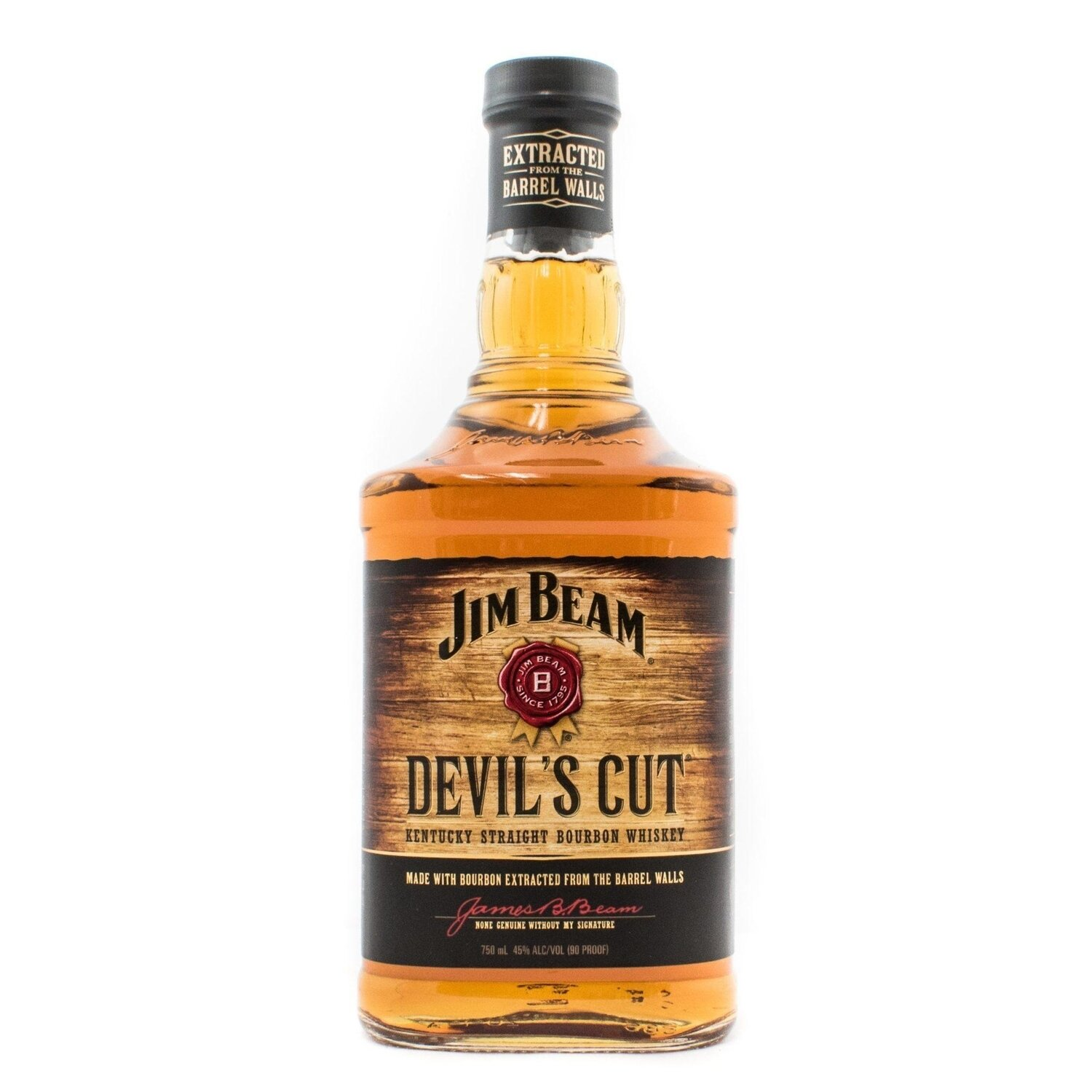 Whisky Jim beam devils cut x750cc