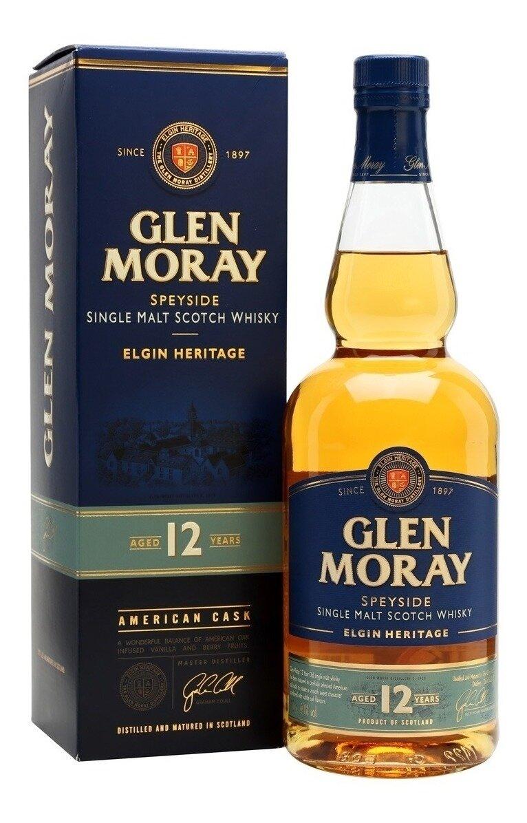 Whisky Glen moray heritage 12 a x700cc