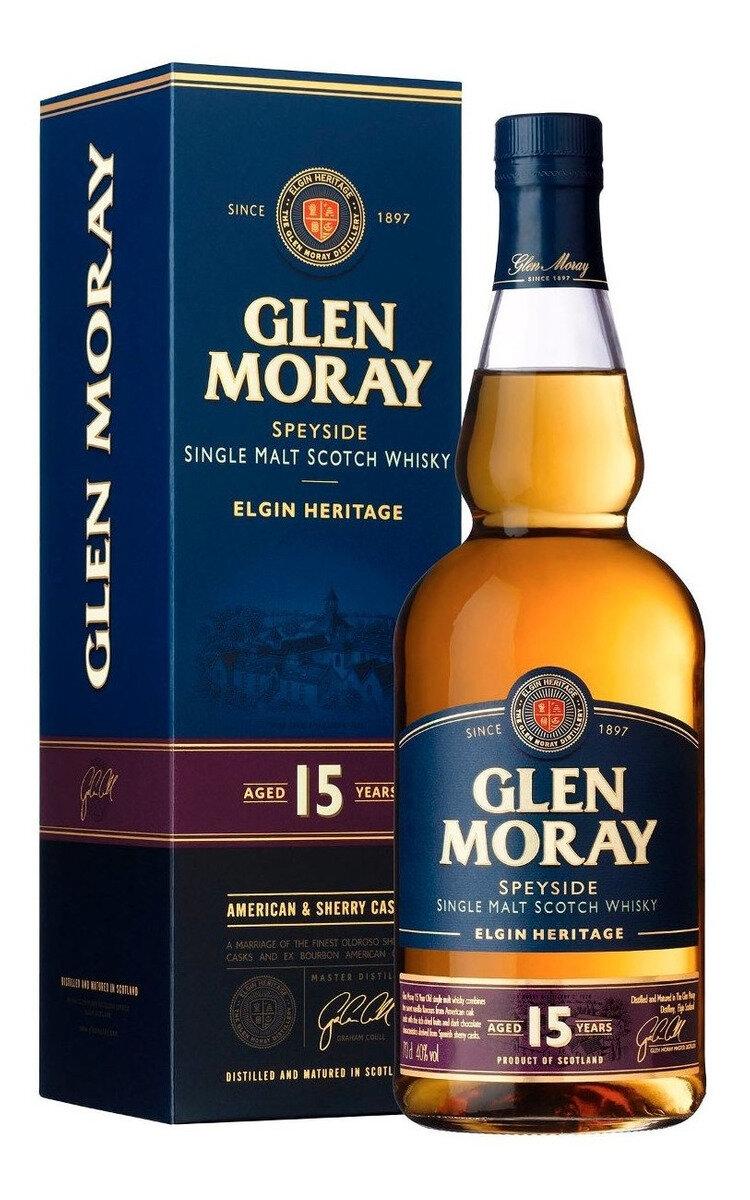 Whisky Glen moray heritage 15 a x700cc