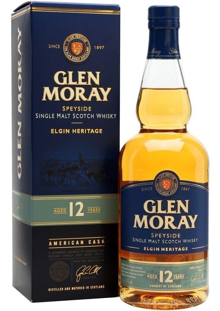 Whisky Glen moray heritage 18 a x700cc