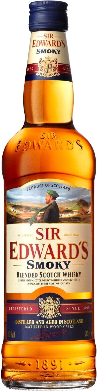 Whisky Sir edwards smoky x700cc