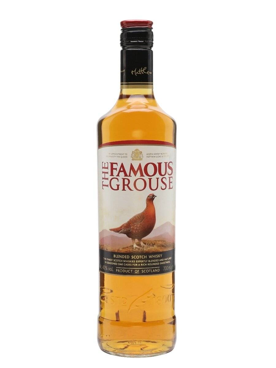 Whisky The famous grouse finest x750cc