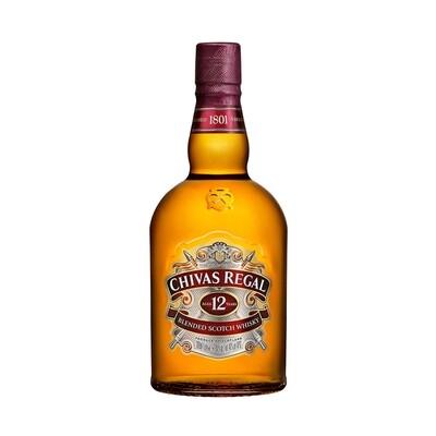 Whisky Chivas 12 a x750cc