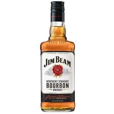 Whisky Jim beam whitex750cc