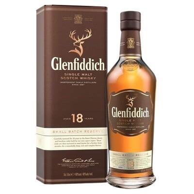 Whisky Glenfiddich 18 a x700cc