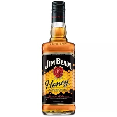 Whisky Jim beam honey x750cc