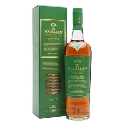 Whisky Macallan edition n4 x700cc