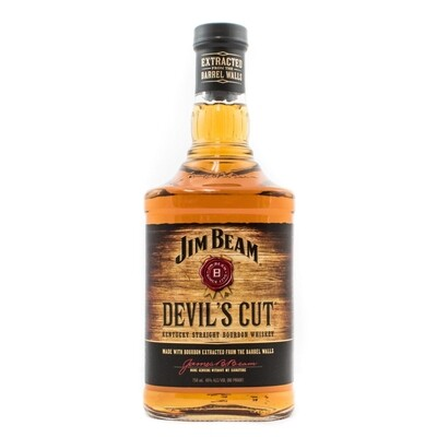 Whisky Jim beam devils cut x750cc