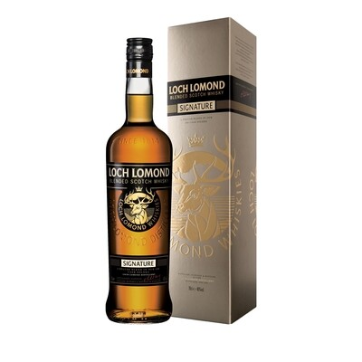 Whisky Loch lomond signature x750cc