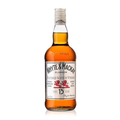 Whisky Whyte and mackay 13 a x700cc