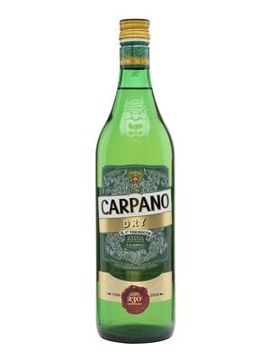 Aperitivo Carpano Dry x950cc