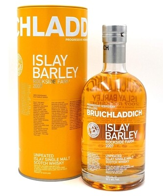 Whisky Bruichladdich islay barley x700cc