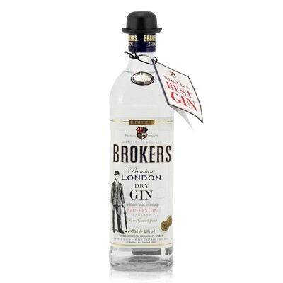 Gin brokers x750cc