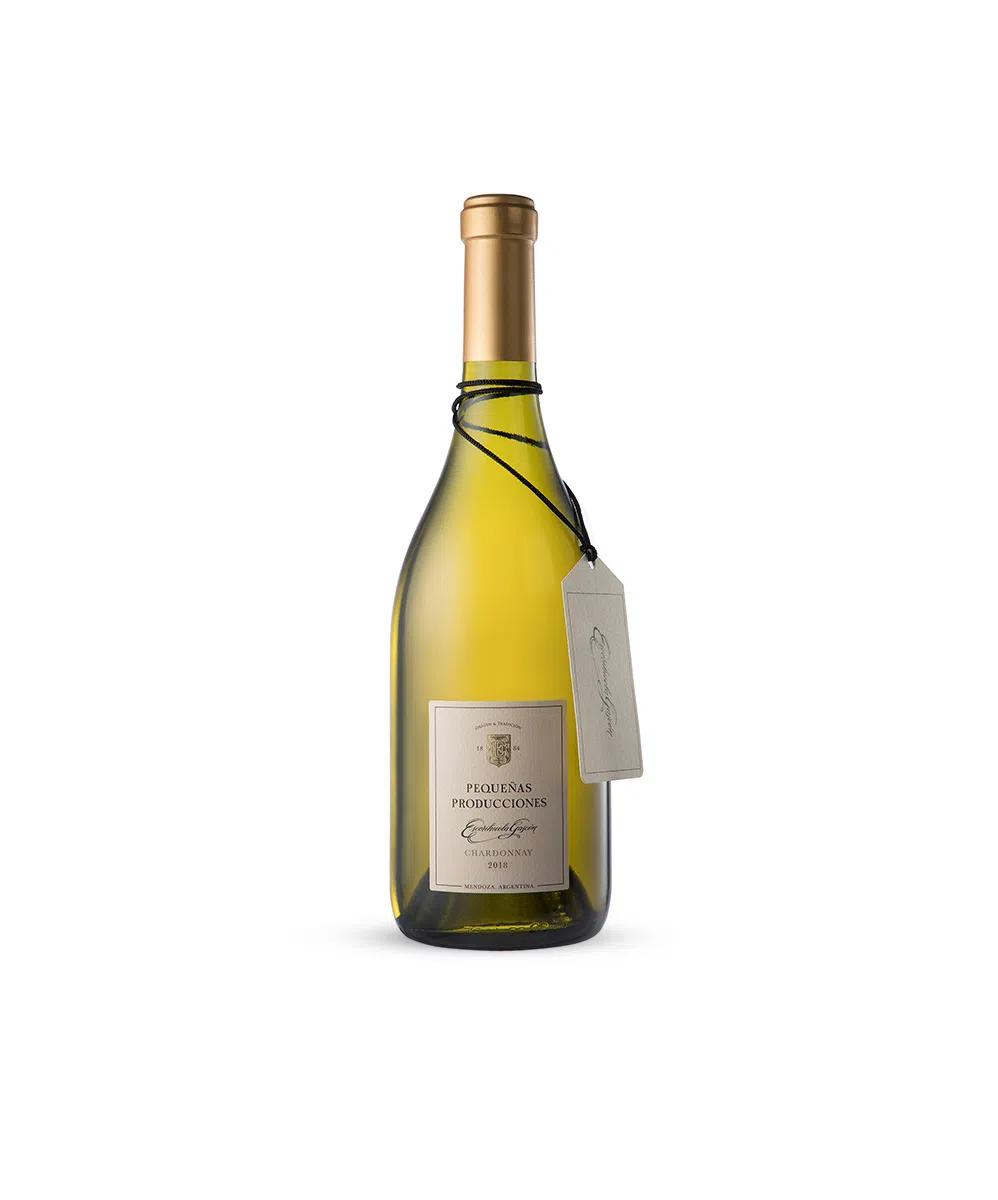 Vino Blanco Escorihuela gascon p/prod.chardonnay x750cc