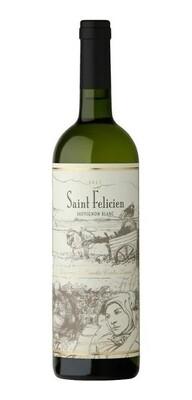 Vino Blanco Saint felicien sauvignon blanc x750cc
